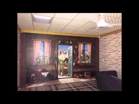 : ورق جدران للمجالس يوتيوب : الأفكار الداخلية