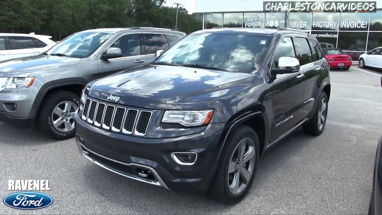 Jeep Grand Cherokee Overland Edition Years Later Review - Jeep grand cherokee invoice
