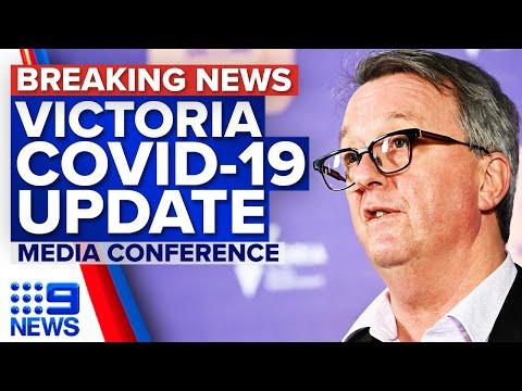 Victoria records 473 new local COVID-19 cases | Coronavirus | 9 News Australia