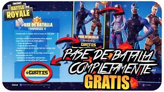 FORTNITE HOW TO GET BATTLE PASS 4 TOTALLY FREE!!! (PS4, XBOX & PC) BATTLE ROYALE