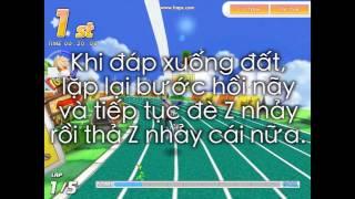 GoGoRun Hướng dẫn cách High và Low Dash Jump