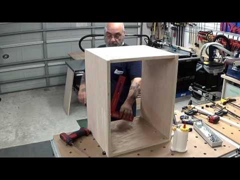 Rebuild of my drill press stand