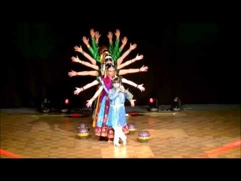 "Woh Kisna Hai Bollywood Dance by Studio Indian Dance ""Saraswati"" Germany"