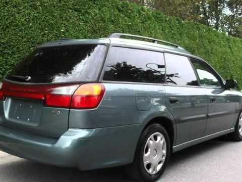 2002 subaru legacy l wagon