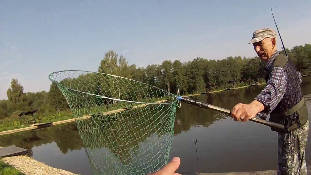 Рыбалка платная на дмитровке