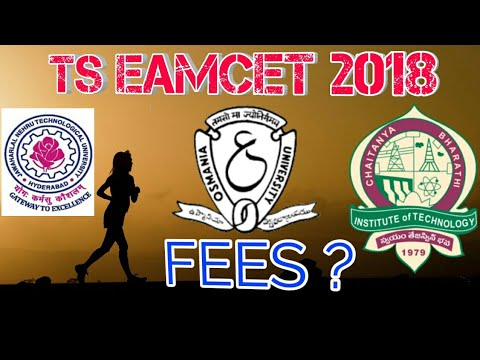 TS EAMCET 2018    TOP 10 EAMCET COLLEGES    ENGINEERING