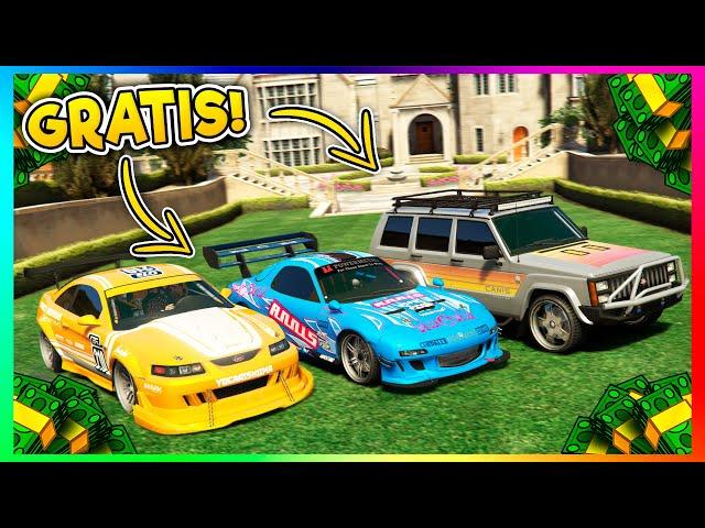 😍🔥 NEUES DLC AUTO + 2 GRATIS AUTOS IN GTA ONLINE! NEUE EVENTWOCHE! | GTA 5 News 😍🔥