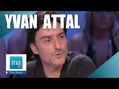 Interview actualité cinéma Yvan Attal 2/2 - Archive INA
