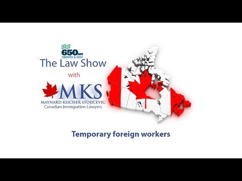 Temporary foreign workers - Canadian Immigration