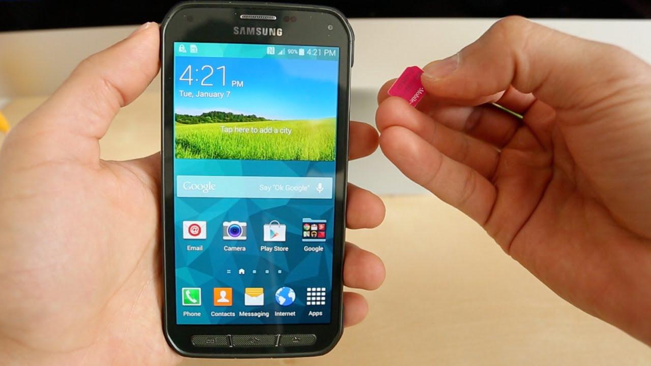 Galaxy S5 terá