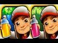 Subway Surfers Bangkok VS RiO iPad Gameplay for Children HD #167