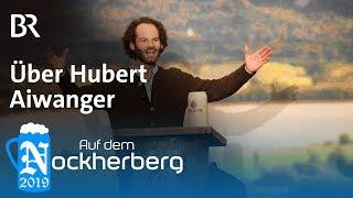 Die Fastenrede: Maximilian Schafroth über Hubert Aiwanger