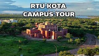 RTU KOTA Campus Tour | Full View | UTD | RTU | KOTA
