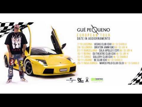 Guè Pequeno European Tour @ Vegas Dance Club (Lucerna) w/ Shablo