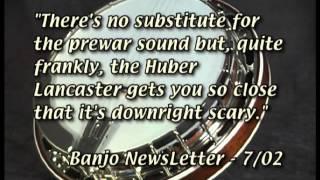 Huber Banjos Video Catalog