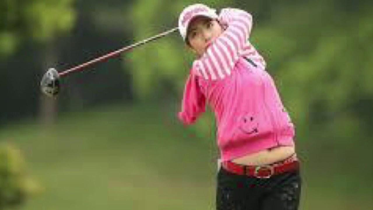 笠りつ子 女子ゴルフ 画像 - You...