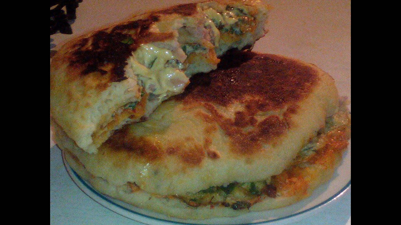 Chapati tunisien a ne pas rater for Cuisine olfa