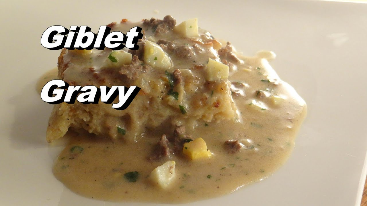 Southern Giblet Gravy Recipe - It's Just Not Thanksgiving ...