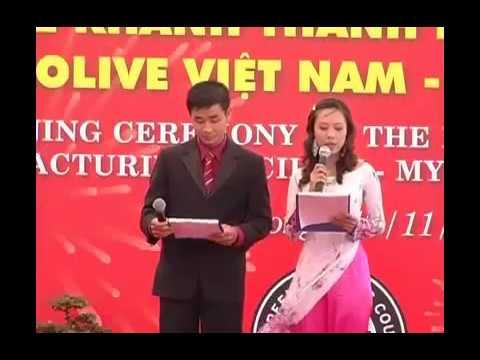 Khánh Thành Nhà Máy Colgate   Palmolive VN   CN Mỹ Phước 17 11 2009
