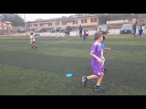 Astros football academy training Ghana 160