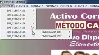 Metodo Calpa. Software Dinamica del Plan Contable General Empresarial