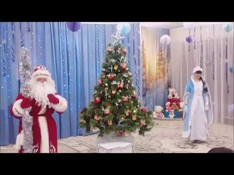 """Праздник """"Новый год"""" в средней группе """"Радуга"""" декабрь 2018 г."""