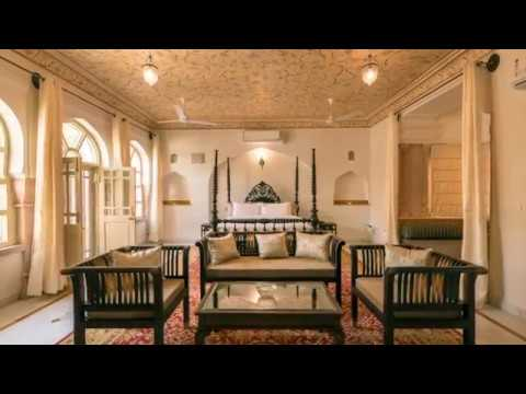 Rooms at Mundota Fort and Palace, Jaipur - Redefining Luxury