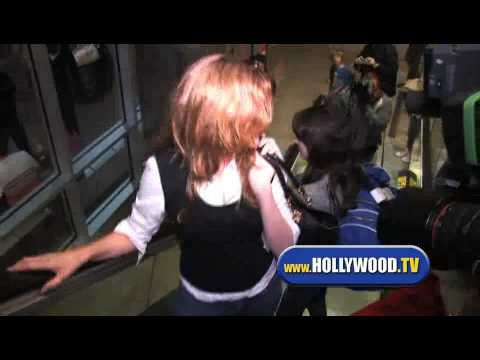 Rene Russo Arrives at LAX
