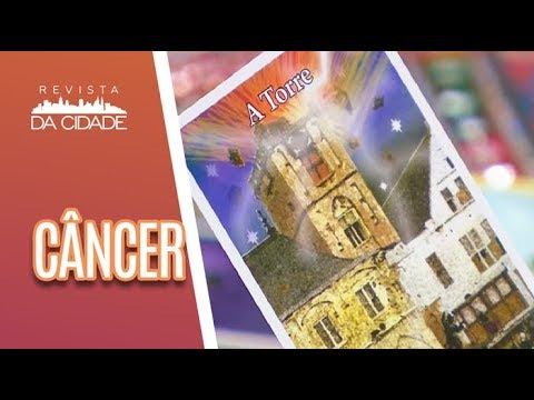 Previsão De Câncer 06/05 à 12/05  - Revista Da Cidade (07/05/18)