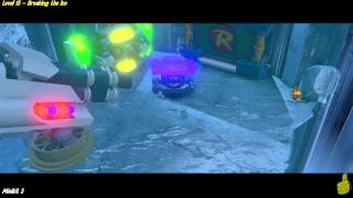 Lego Batman 3 Beyond Gotham: Lvl 15 Breaking The Ice FREE PLAY (All Collectibles) - HTG