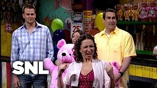Touchdown At The Carnival - SNL