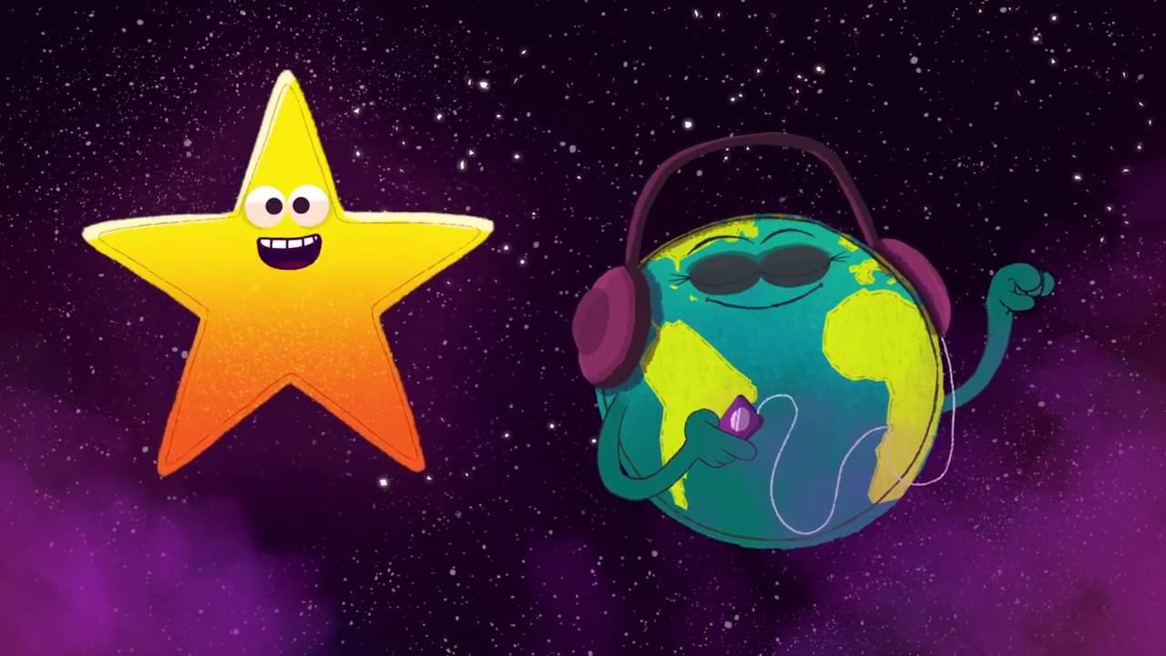 Kids Galaxy Song