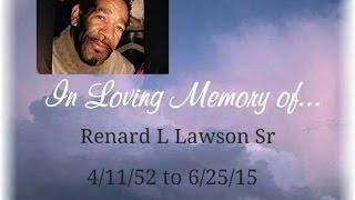 Download lagu Remembering Renard Lawson (PowerPoint)