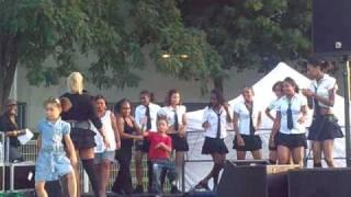 afro carribean jo'school: spectacle été du canal 2009 (final et remerciments)