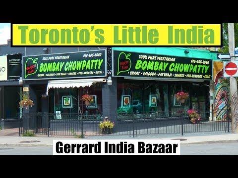 Little India 🇮🇳 Gerrard India Bazaar 🇨🇦 छोटा भारत