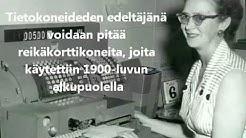 Tietokoneiden historiaa