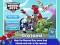 Transformers Rescue Bots Games - Dino Island - Kid Friendly Android Gameplay in HD