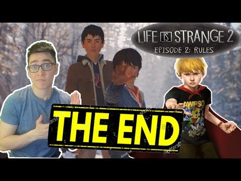 LIFE IS STRANGE 2 - The Consequences of our Decisions - THE END thumbnail