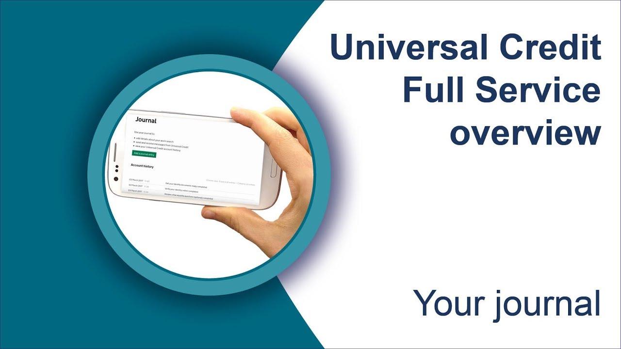 Image result for Universal credit journal