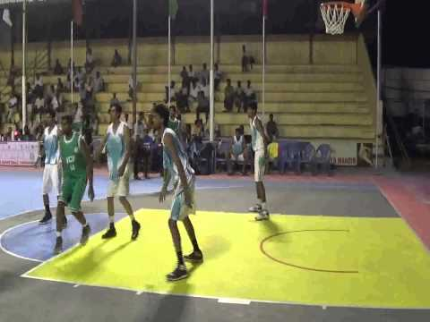 All india basketball sports news