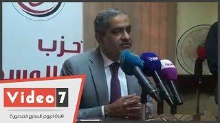 """بالفيديو.. أبو العلا ماضى يدعو إلى """"حل سياسى شامل"""" لمواجهة كل أزمات المجتمع"""