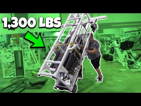 BUYING MORE GYM EQUIPMENT | NEW GYM?!?