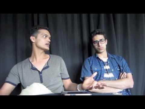 Interview With Million Dollar Arm's Suraj Sharma & Madhur Mittal