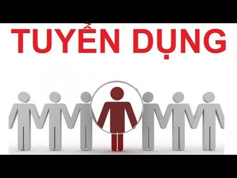 Thái Nguyên: Tin tuyển dụng tháng 6/2019