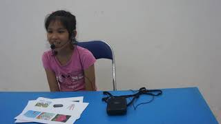 Speaking test  AK starter A5  Cat Phuong