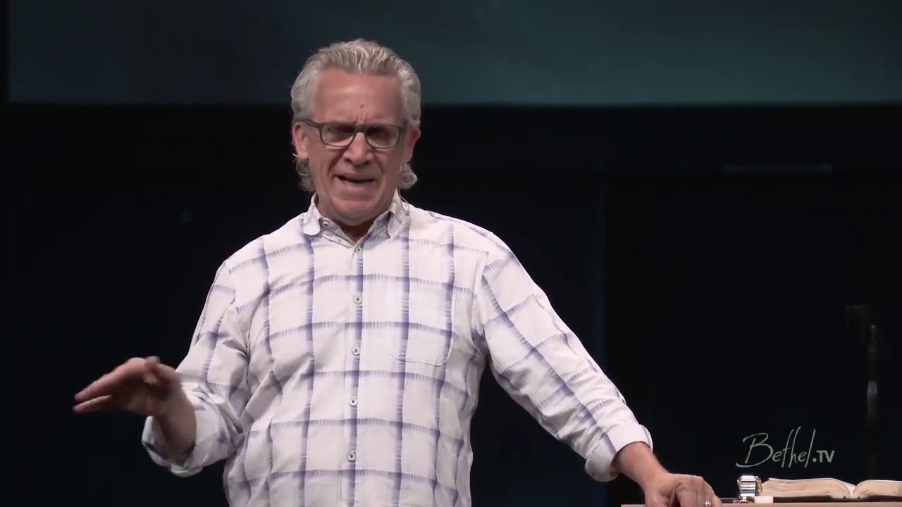 Download Bill Johnson ( Nov 15, 2017)  Nothing is Impossible with Jesus