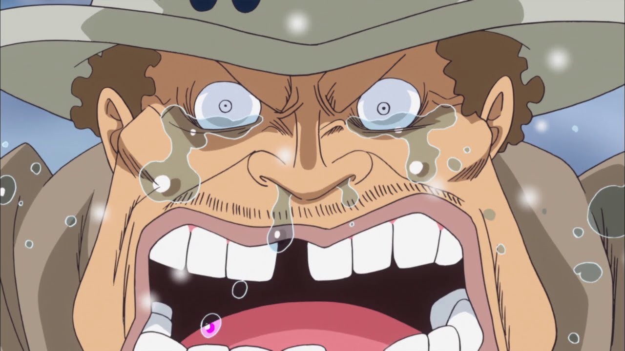 One Piece Episode 623 Review - Marines Shouldn't Cry This ...