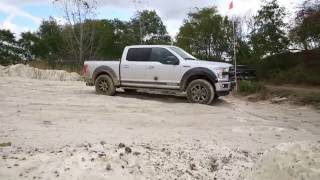 Roush Performance: F150 Test Drive with Bubba Wallace