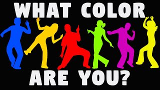 What is Your Personality Color Code? Personality Test | Mister Test