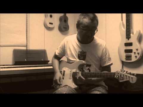 エレキBOX式リード・ギター自由自在3ブラッシングでリズムを